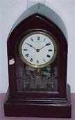 Eureka Electric Battery Clock - Circa 1906