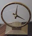 Jefferson Golden Hour Electric Clock - Circa 1955