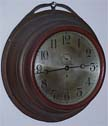 "12"" Wardroom clock made for Tiffany & Co. - Circa 1924"