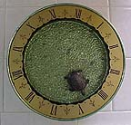 German Floating Turtle Clock - Circa 1950